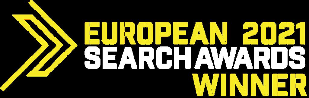 European Search Awards 2021 Winner